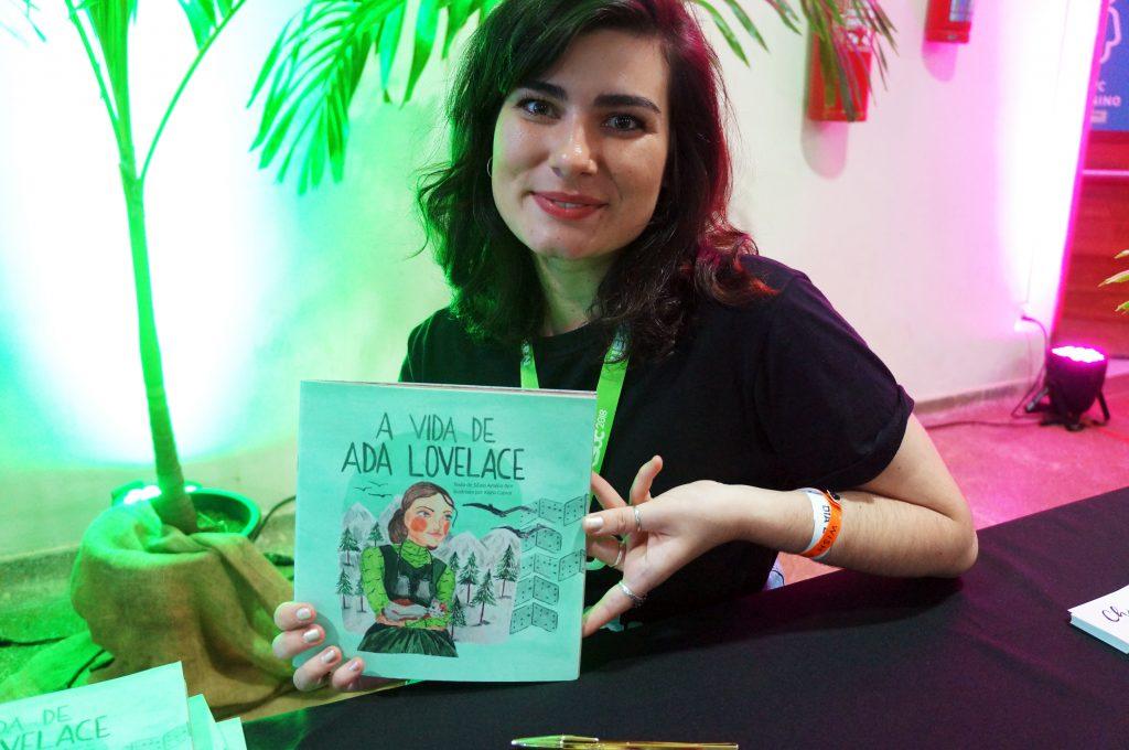 """Lançamento do Livro """"A Vida de Ada Lovelace"""""""