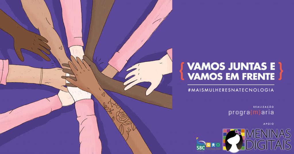 Apoio à Campanha #MaisMulheresNaTecnologia